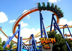 Dorney Park, Allentown Pennsylvania. Loved it! Can't wait to go again! Those coasters are wicked.
