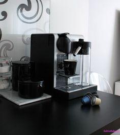 La Dolce Vita blog / Nespresso Latissima Pro coffeemaker