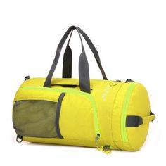 26L Multifunctional changeable folding shoulders Messenger Bag leisure travel bag waterproof super light barrel bags outdoor Hot