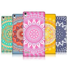 Head Case Designs Mandala Protective Hard Back Case Cover for Huawei Ascend P6 | eBay