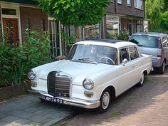 Mercedes Benz 230  12-1967