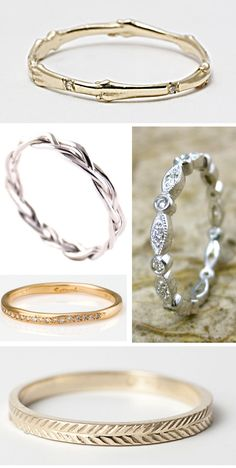 The Ring::Modern, Classic, Nontraditional… | Engaged & Inspired