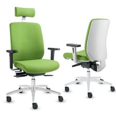 Bionic Office Chair, designed by Dauphin, is an eco-friendly comfortable seating solution for your office.