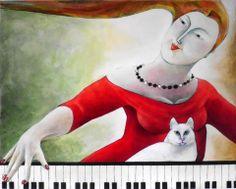 As Emboscadas do Esquecimento: O gato da Fernanda - nove fragmentos