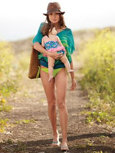 Travel Alert: 7 tips for your 1st summer vacation with #baby.
