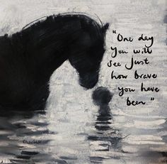Charlie Mackesy, Stronger Than You Think, Horse Quotes, You Are Strong, Illustration Artists, True Friends, Motivation, So True, Quotable Quotes