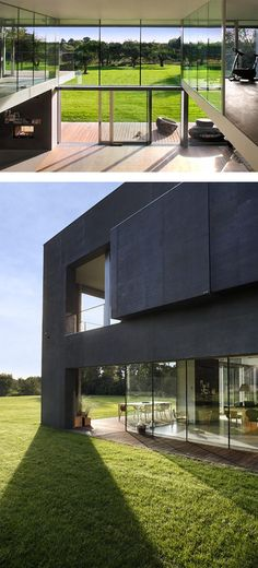 The First Official Zombie Proof House by KWK Promes | Inspiration Grid | Design Inspiration
