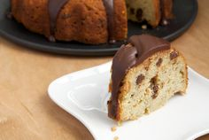 Banana Bread Bundt Cake | Bake or Break. Delicious. I made it without the sauce and still loved it