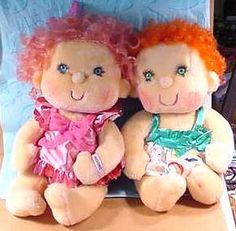hugga bunch dolls!!!!!!!!