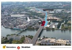 Noorderbrug Maastricht 2 weken dicht voor alle verkeer