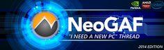 """""""I Need a New PC!"""" 2014 Part 1. 1080p and 60FPS is so last-gen and your 2500K is fine - NeoGAF"""