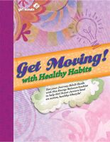 """Want to help Juniors learn how to eat healthy foods and boost their energy? Download this free booklet that shows how to customize the """"Get Moving!"""" program to include healthy eating and exercise."""