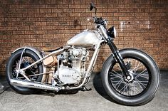 Yamaha XS650 | Bobber Inspiration - Bobbers and Custom Motorcycles August 2014