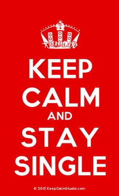 [Dancing Crown] Keep Calm And Stay Single