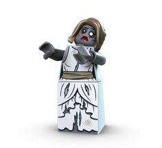 Lego Monster Fighters ZOMBIE BRIDE