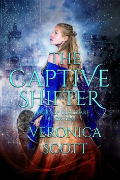 Hey everyone! I have a special treat for you today. No, not a new fantasy romance from me – though I'm working on it! But my good friend Veronica Scott has taken a break from her stellar science-fiction romances and brought a new fantasy romance into the
