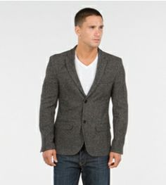 Donegal Blazer - Shop sale styles perfect for this season and next! #sustainable #organic #recycled #cotton #sale