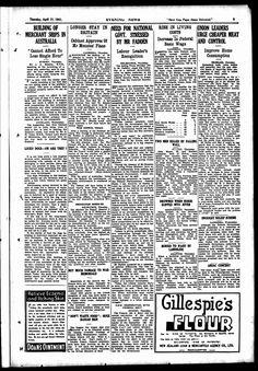 The Evening News (Rockhampton, QLD) - Australian Newspapers - MyHeritage