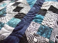 Think Outside the BLOCK Quilt!
