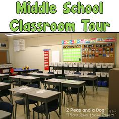 A teaching blog focused on teaching middle school students. Topics range from classroom management, lesson planning and teaching ideas.