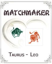 Taurus woman and Leo man