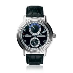 #Maurice Lacroix - Masterpiece Regulator - Since the launch of its first watch model in 1975, Maurice Lacroix h...