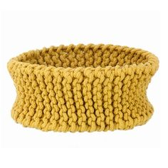 Knitted Basket mand M, ferm living