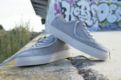 Grey' | Sneakers Collection '16 #walkaround #wa #handmade #blogger #bloggerfashion #blog #shoes #spain #shoes #zapatos #zapatillas #sneakers #sneaker #sneakerhead #SlipOn