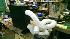 Handmade Matt: DIY Heat Recovery Ventilation. Heat Exchanger for our Yurt. How to resolve damp and mould in a Yurt.
