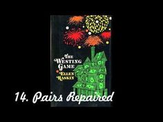 Let's Read The Westing Game Part 3 - YouTube