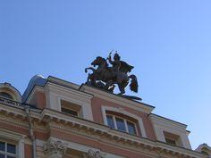 Vilnius. A photo by Edmunda Cepyte.