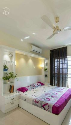 39 Modern Eclectic Bedroom That Will Make Your Home Look Fabulous interiors homedecor interiordesign homedecortips Bedroom Cupboard Designs, Wardrobe Design Bedroom, Bedroom Bed Design, Bedroom Furniture Design, Modern Bedroom Design, Bedroom Designs, Indian Bedroom Decor, Home Decor Bedroom, Indian Bedroom Design