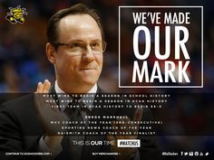 We Made our Mark - Wichita State Shockers