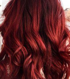 Red Velvet Hair Color Formulas