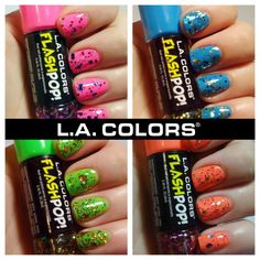 FlashPop! Manis by Breezy The Nail Polish Lover