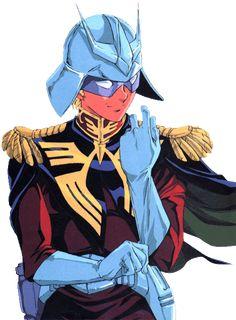 Char Aznable #Gundam