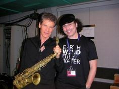 David Sanborn & Boney James Two of my fav sax men Jazz Artists, Music Artists, Joe Sample, Smooth Jazz Music, David Sanborn, Sax Man, All That Jazz, Musicians, Spirit