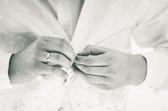 Vorbereitung des Bräutigam › Sebastian Willius Fotografie