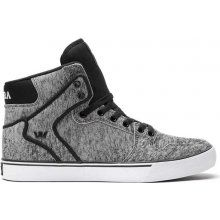 Supra HIGH VAIDER GREY/BURGUNDY WHITE