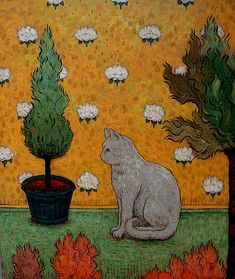 Artist Mark Briscoe, original impressionist landscapes, expressionist paintings..,,photo sittingstill.jpg
