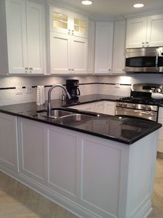 U shaped kitchen designs for small kitchens home for Very small kitchen remodel