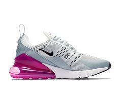 633fdbfca345 Coussin Dair V Chaussures Nike Air Max 270 Pas Cher Prix Femme Violet noir  blanc AH6789_004