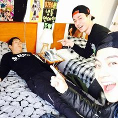 Roommate -  dong wook, jackson and joon