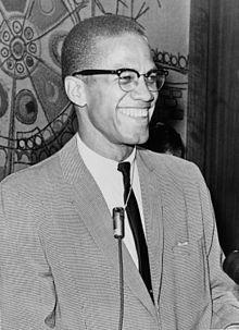 19/05/1925 :Malcolm X, homme politique américain († 21 février 1965).