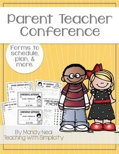 Parent teacher conferences can be a stressful time of year.  You want things to go well.  You have so much planning and scheduling to do.  Then to top it off you have to come up with reminders, sign-up forms, and sign-in sheets.Here is a free printable to help make this time of year as less stress free as possible.