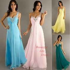 Find More Party Dresses Information about free shippping cheap long one shoulder crystal party dresses vestido de festa,High Quality dress up games girls games,China dress to party Suppliers, Cheap party dress wholesale from Beautiful Life Dress on Aliexpress.com