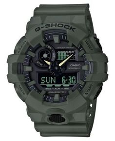 Shop men's digital watches from G-SHOCK. G-SHOCK blends bold style with the most durable digital and analog-digital watches in the industry. Casio G-shock, Casio Watch, Sport Watches, Cool Watches, Watches For Men, Wrist Watches, G Shock Watches Mens, Popular Watches, Rugged Watches