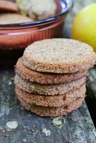 The Primitive Homemaker: Chewy Lemon Ginger Cookies {AIP}