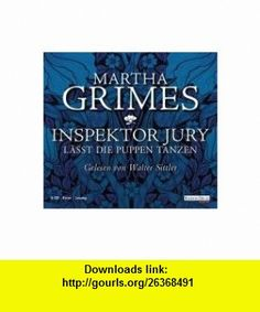 Inspektor Jury l�sst die Puppen tanzen (9783866048843) Martha Grimes , ISBN-10: 386604884X  , ISBN-13: 978-3866048843 ,  , tutorials , pdf , ebook , torrent , downloads , rapidshare , filesonic , hotfile , megaupload , fileserve