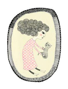 Cat (Nancy Ribard)